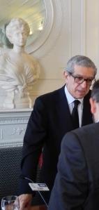 El presidente de Unicaja, Braulio Medel, cobra 570.000€ anuales