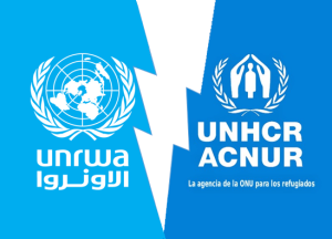 ACNUR UNRWA