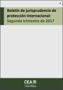 Boletin de jurisprudencia de protección internacional